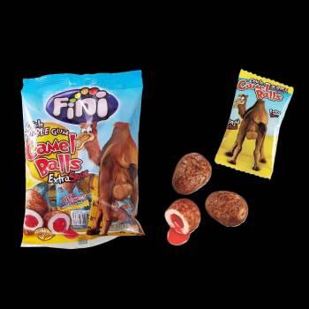 Chewing gum Finiboom boule chameau 80gr