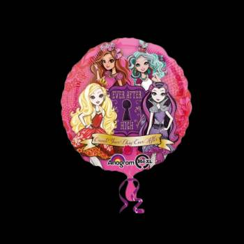 Ballon alu Ever after high
