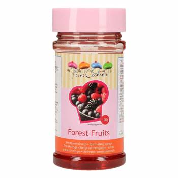Sirop à génoise Fruit des bois