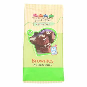 Mix Brownies Sans Gluten Funcakes
