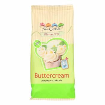 Mix Crème au beurre sans gluten Funcakes 500g