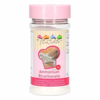 Pot de Bicarbonate d'ammonium Funcakes