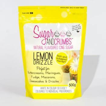 Mix Sugar and Crumbs Citron 500gr