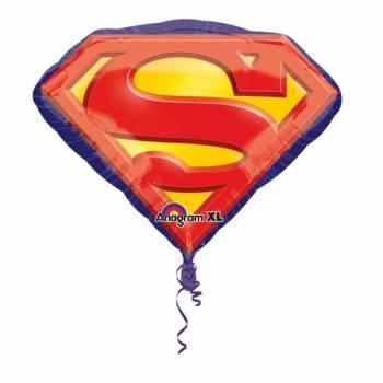 Ballon Géant Superman en aluminium