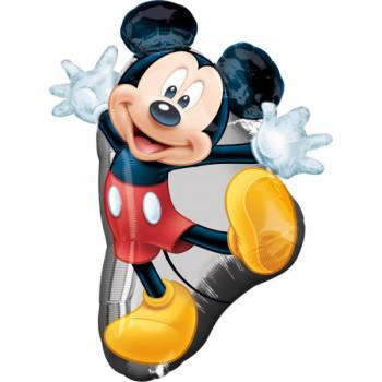 Ballon géant Mickey joyeux