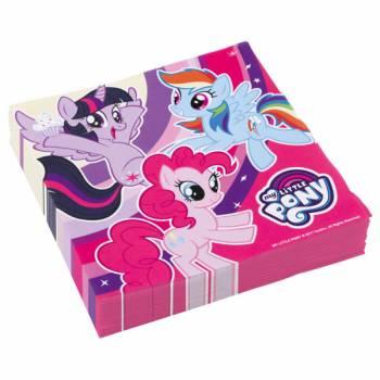 20 Serviettes My little pony