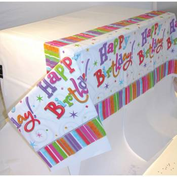 Nappe Happy Birthday Colorstars