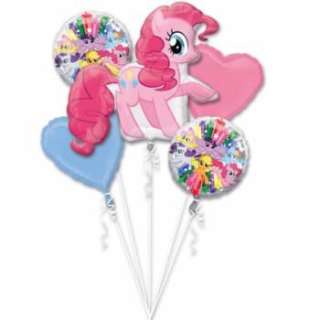 5 Bouquet ballon My little pony