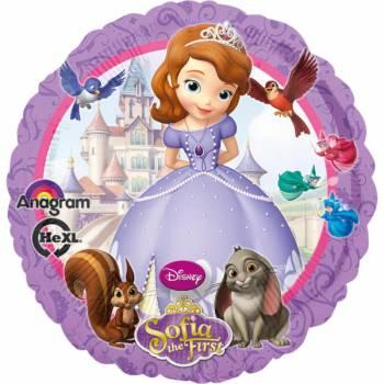 Ballon géant Disney Sofia