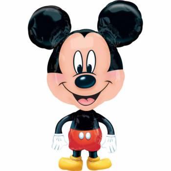 Ballon géant Airwalker Mickey