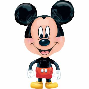 Ballon géant Mickey Taille enfant