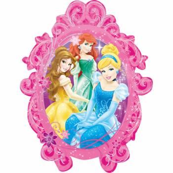 Ballon miroir princesse disney géant