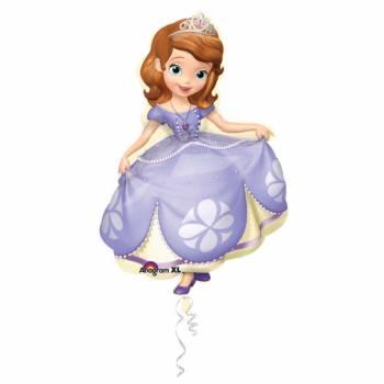 Ballon princesse Sofia géant