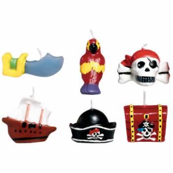 Bougies pirate