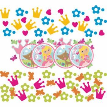 Confettis de table Sweet princesse