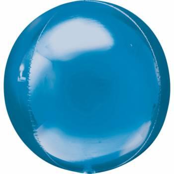 Ballon bulle bleu