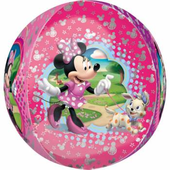 Ballon bulle Minnie