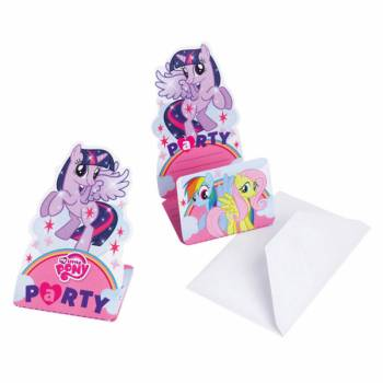 Invitations My little pony