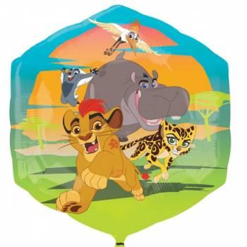 Ballon hélium géant Roi Lion