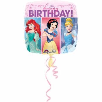 Ballon anniversaire alu princesse