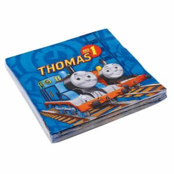 20 Serviettes Thomas et ses amis