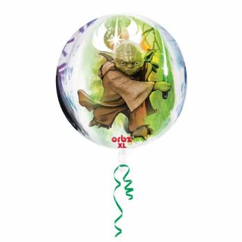 Ballon bulle Star Wars