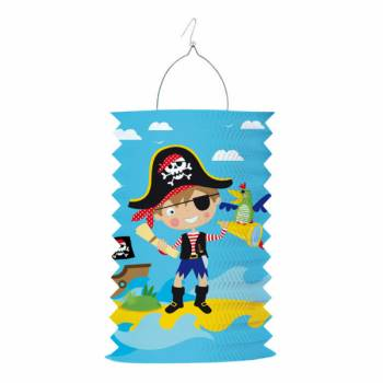 Lampion en papier little Pirate