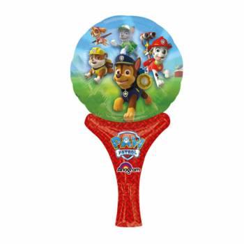 Ballon à main format mini Pat Patrouille
