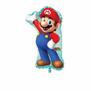 ballon format géant Mario Bros