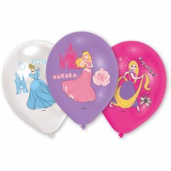 Ballons latex Disney princesse