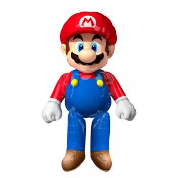 Ballon format Méga Géant Mario Bros