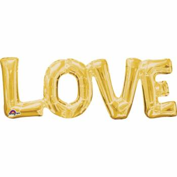 Ballon LOVE or