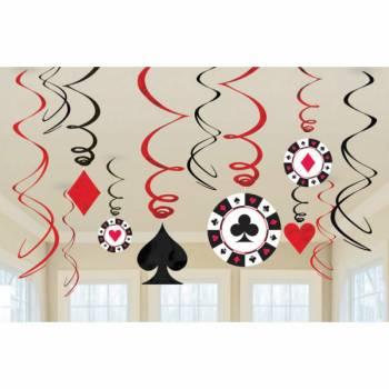 12 Suspensions Casino