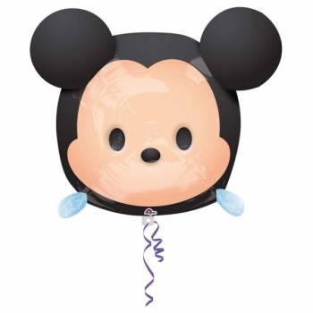 Ballon Mickey en aluminium