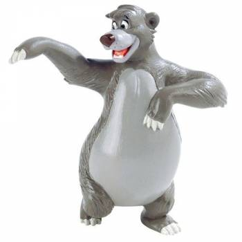 Figurine Le Livre de la jungle Baloo