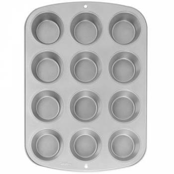 Moule WILTON 12 mini muffins