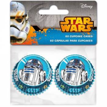60 Mini caissettes Star Wars
