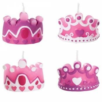 Bougies princesse