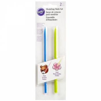 Set crayons de modelage WILTON