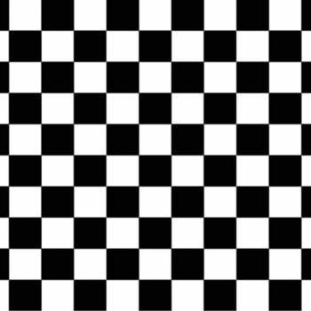 Fond carreaux noir et blanc