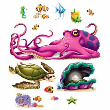Décors muraux Créatures des océans
