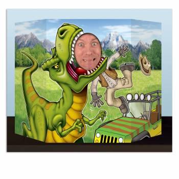 Point photos Dinosaure