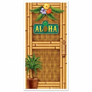 Décor de porte ALOHA