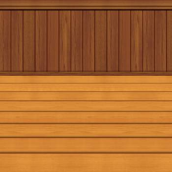 Décor mural plancher