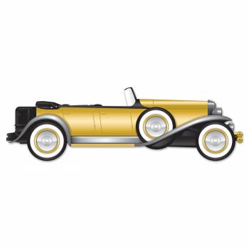 Décor voiture Gatsby