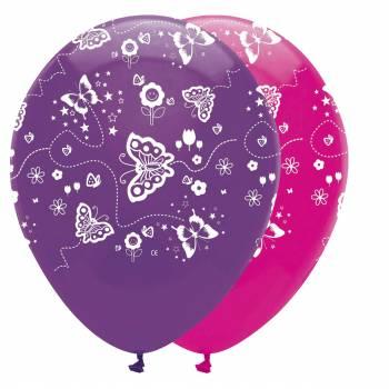Ballons papillons