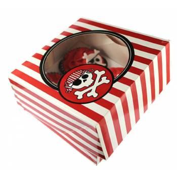 boites a cupcakes pirate