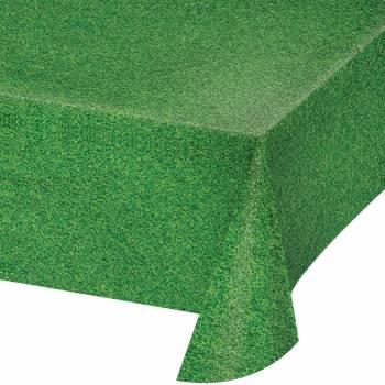 nappe en plastique pelouse