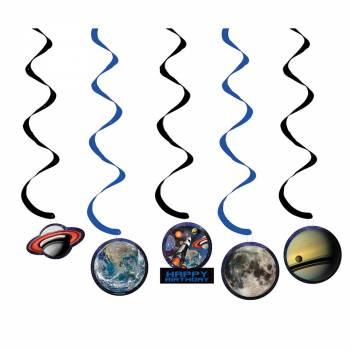 5 Suspensions Espace