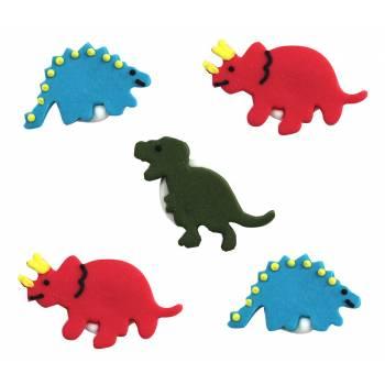 dinosaure en sucre
